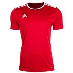 Adidas Men's T-Shirt Entrada 18 Red CF1038 |MG|